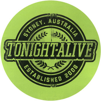 Tonight Alive Sticker