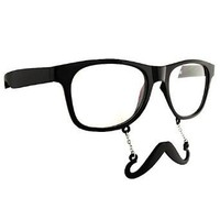 """Sun-Staches """"The Original Mustache Sunglasses"""" Catch eyes. Turn heads. BE THE PARTY."""