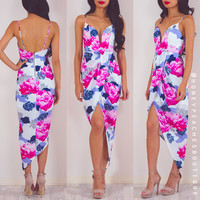 The Perfect Moment Dress - Floral Print