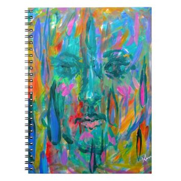 Ghost Tears Notebook