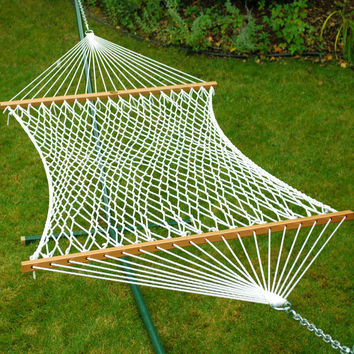 2-Point 13' Polyester Rope Hammock