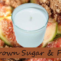 Brown Sugar and Fig Scented Candle in Tumbler 13 oz BBW Type
