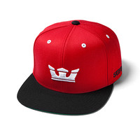 ICON STARTER BLACK / RED-WHITE