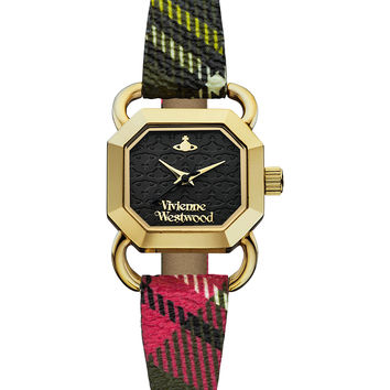 Vivienne Westwood Women's Women's Ravenscourt Ionic-Plated Watch - Black