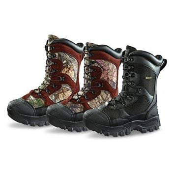 Guide Gear Men's Monolithic Waterproof Insulated Hunting Boots