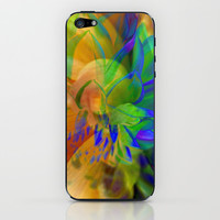 Composition iPhone & iPod Skin by Stephen Linhart