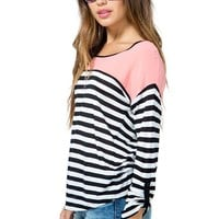 Joselyn Stripe Top