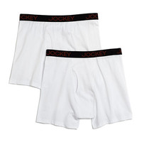 Jockey 2-Pack Boxer Briefs