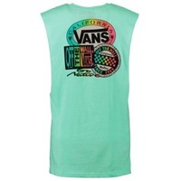 GO NATIVE VERT MUSCLE TEE - Tank Tops - Clothing - Mens
