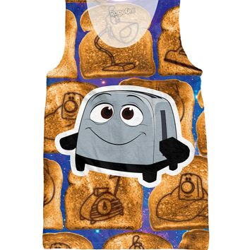 The Brave Little Toaster Tank Top