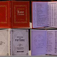 Choice of School Books Harry Potter Fanmade