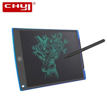 12 Inch LCD Writing Digital Tablets Ultra-thin Writing Healthy Handwriting Board With Stylus Office Memo Children Drawing Board