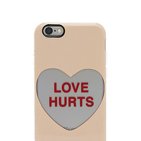 Love Hurts iPhone 6 Case - Marc Jacobs
