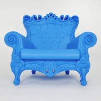 Linvin The Queen of Love Ethereal Blue Chairs