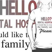 HELLO? MENTAL HOSPITAL? by Divertions