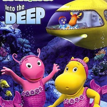 Backyardigans-Into The Deep (Dvd) (Eng Dol Dig)