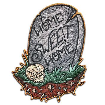 Resting Place Patch