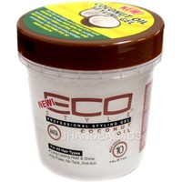 ECO Styler Professional Styling Gel, Coconut Oil, Max Hold 8 oz - Walmart.com