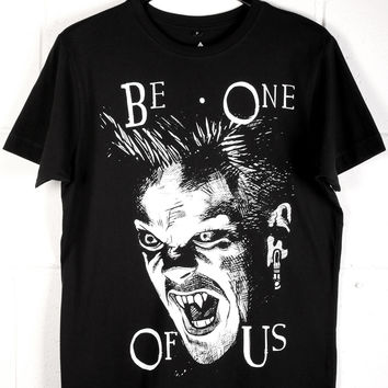 Be One Of Us T-Shirt Black