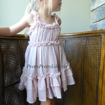 Girls Brown Dress, Holiday Girls Dress, Girls Fall Dress, Lace Girls Dress, Tutu Dress, Flower Girl Dress, Lace Girls Dress, Toddler Dress