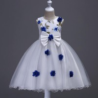 3-10Y Summer girls Clothing Cinderella dress Cosplay Costume Christmas Girl dress Clothes Kids Girl Princess Dresses Party Dress