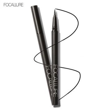 FOCALLURE Professional Liquid Thin Eyeliner Pencil 24 Hours Long Lasting WaterProof  Makeup Beauty Cosmetic Eye Liner Paint Draw