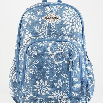 Billabong - Roadie Backpack | Blue Bird