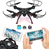 4 Channel 6-Axis Gyro Headless Drone