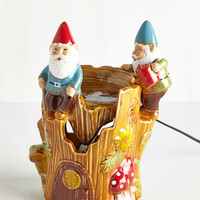 ModCloth Fairytale Let it Be Gnome Fountain