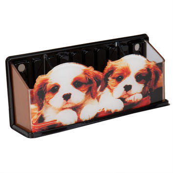 Puppy Duo Fun Caddy Basket