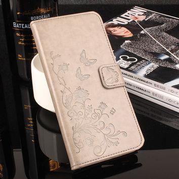 Retro Leather Flip Case for Asus Zenfone 3 Max ZC520TL Smartphone Wallet Stand Cover With Card Holder For Zenfone 3 Max ZC520TL