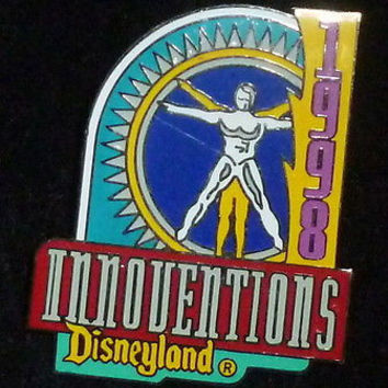 Disneyland Innoventions 1998 Pin
