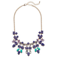 Blue Lumieres Necklace