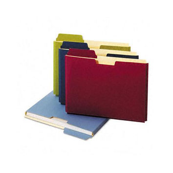 Expanding File Folder Pocket Letter 11 Pt. Stock