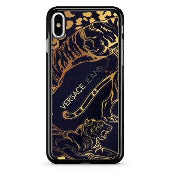 Versace 1 iPhone X Case