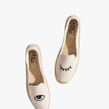 Slipper Low Platform Espadrille