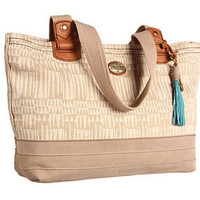 Fossil Campbell Shopper Neutral Multi - Zappos.com Free Shipping BOTH Ways