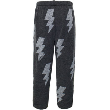 Lauren Moshi Lightening Bolt Sweatpants