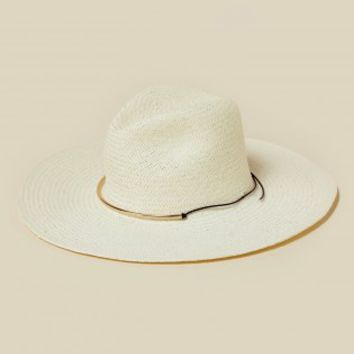 HARBOR PINCHED CROWN HAT