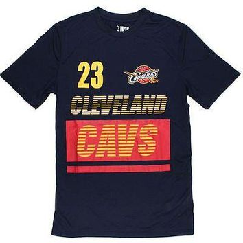 LeBron James Shirt Youth Kid's #23 Cleveland Cavaliers Team Player Jersey