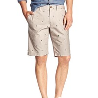 Banana Republic Mens Factory Sailboat Print City Short