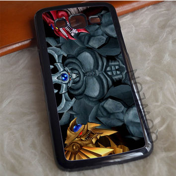 Yu Gi Oh Three Monster Samsung Galaxy Grand 2 Case