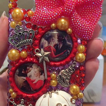 Custom Bling Once Upon A Time Themed Case