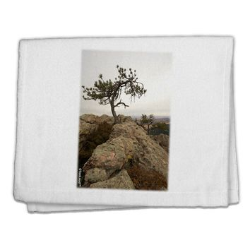 "Stone Tree Colorado 11""x18"" Dish Fingertip Towel by TooLoud"