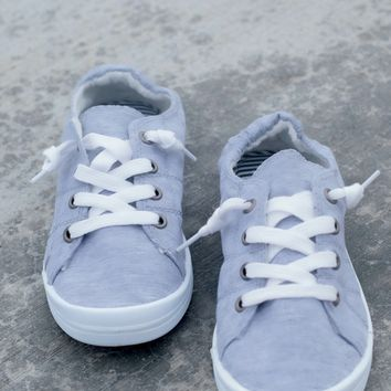 Boston Sneakers - Gray
