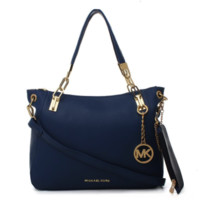 MK Leather Handbag Designer