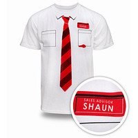 Shaun's Foree Electric Uniform Shirt