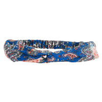 Aeropostale Womens Paisley Headband, One