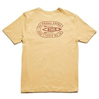 Canoe T-Shirt in Dune by The Normal Brand - FINAL SALE