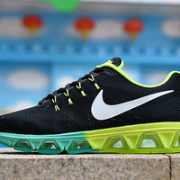"""NIKE"" fashionable casual woven breathable mesh running shoes couple shoes men shoes"